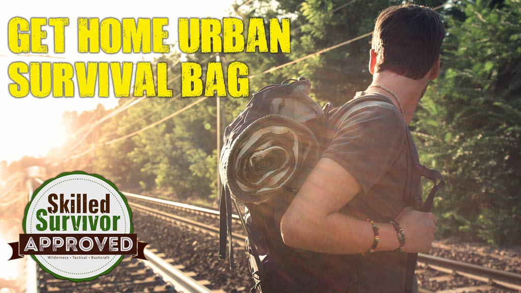 get home urban survival bag