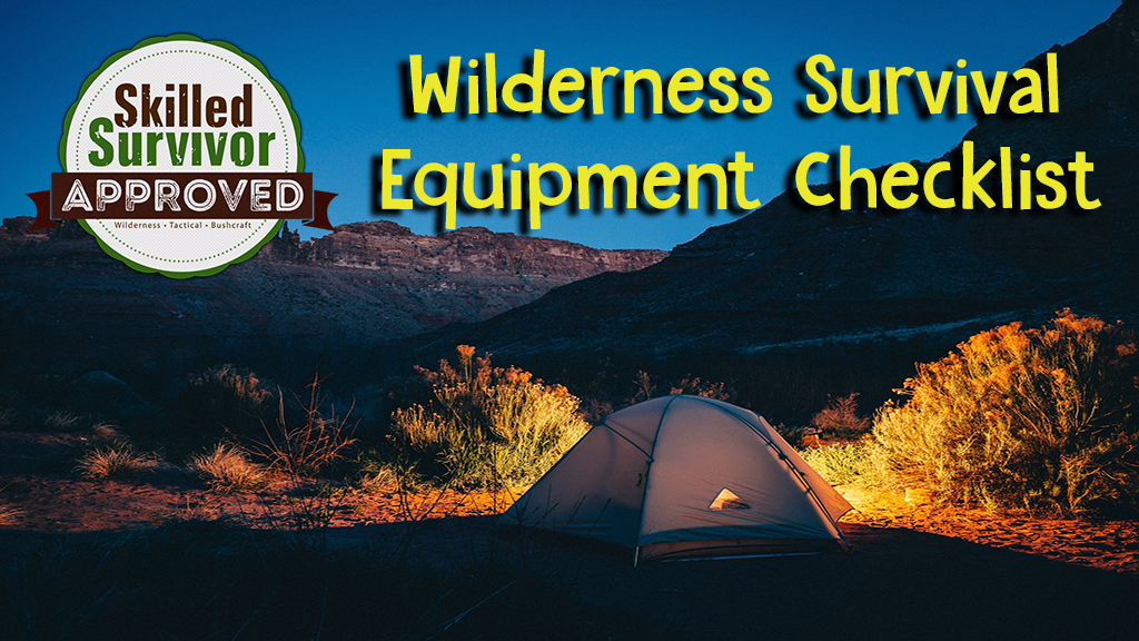 wilderness-survival-equipment-checklist