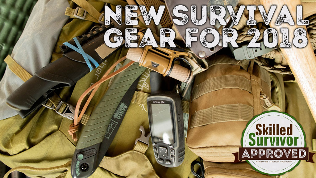 new survival gear