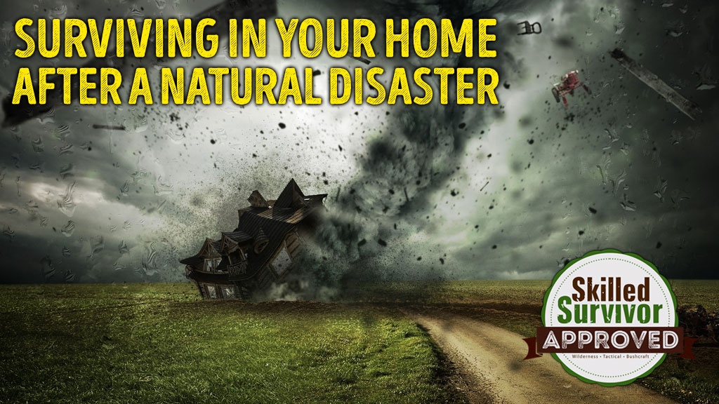 surviving in your home