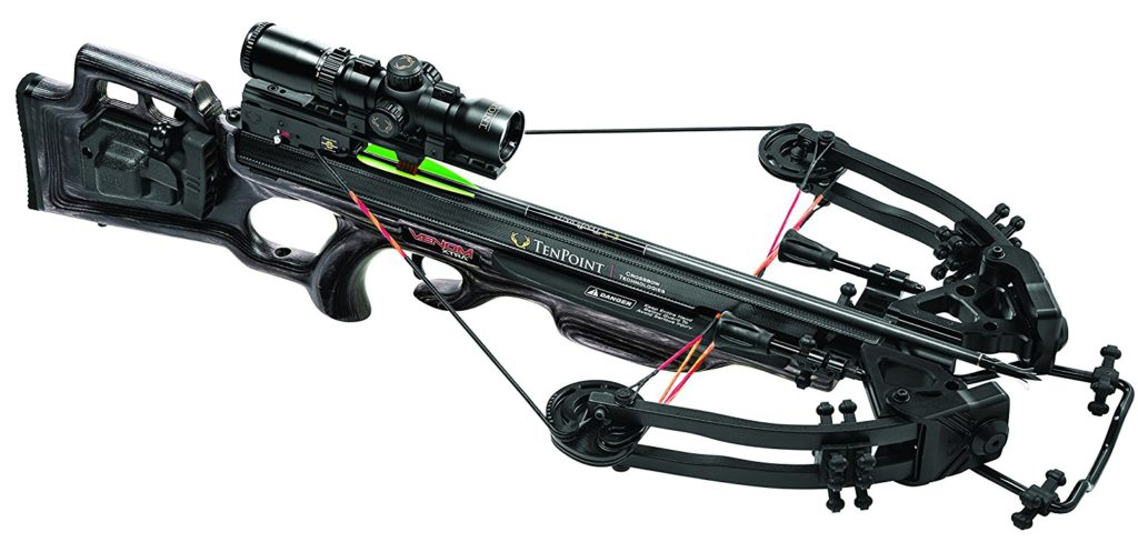 a picture of a ten point venom xtra